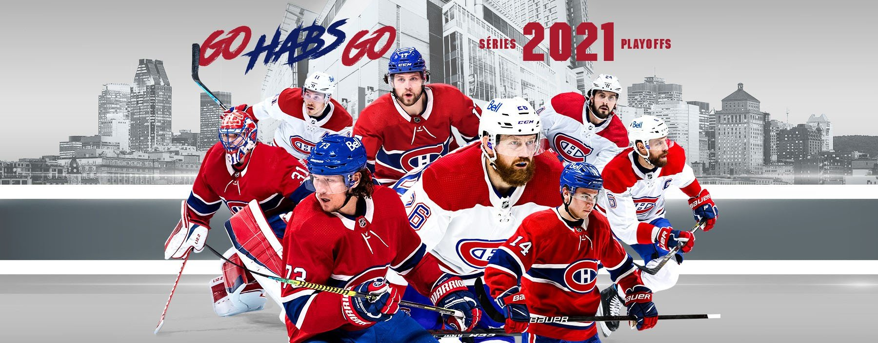 Montreal Canadiens on the verge of winning the Stanley Cup