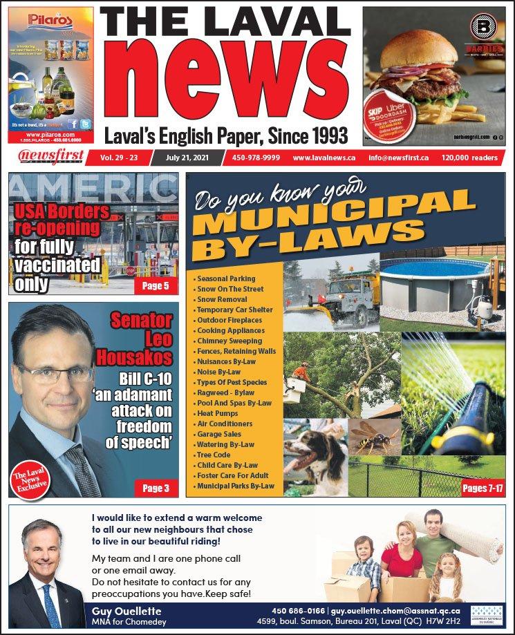 Laval News Volume 29-23