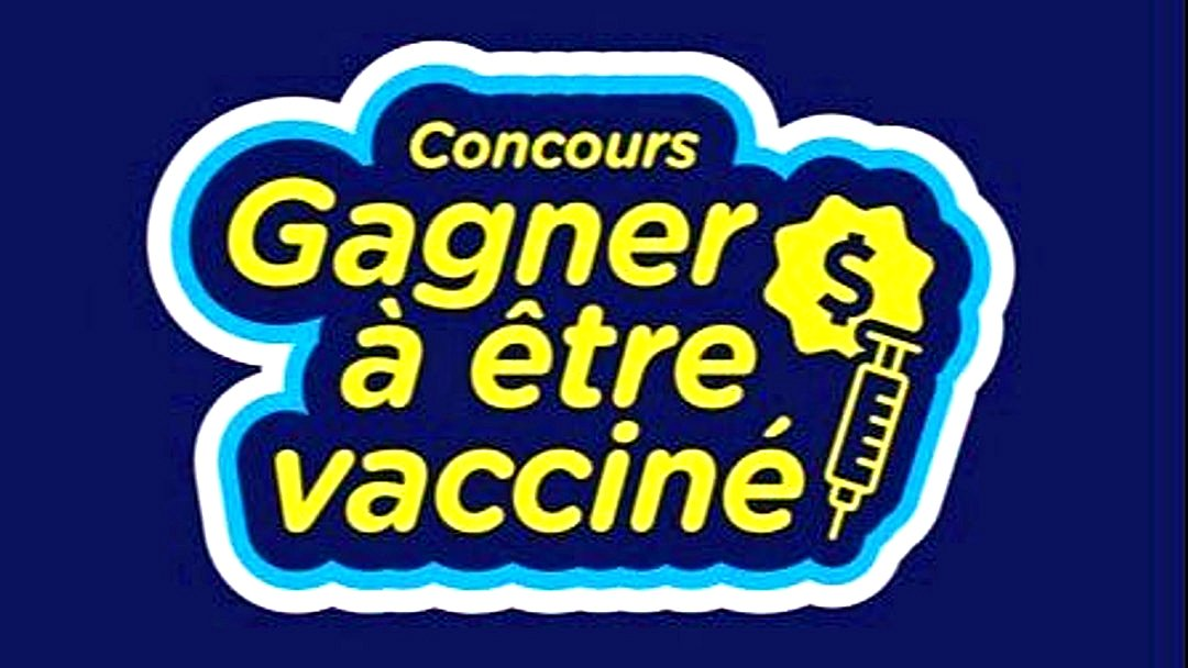 Laval's $150,000 Covid vaccine lottery winner is media-shy