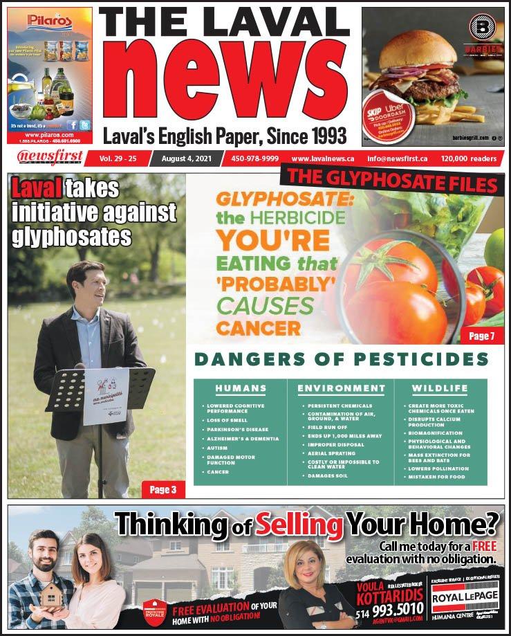 Laval News Volume 29-25