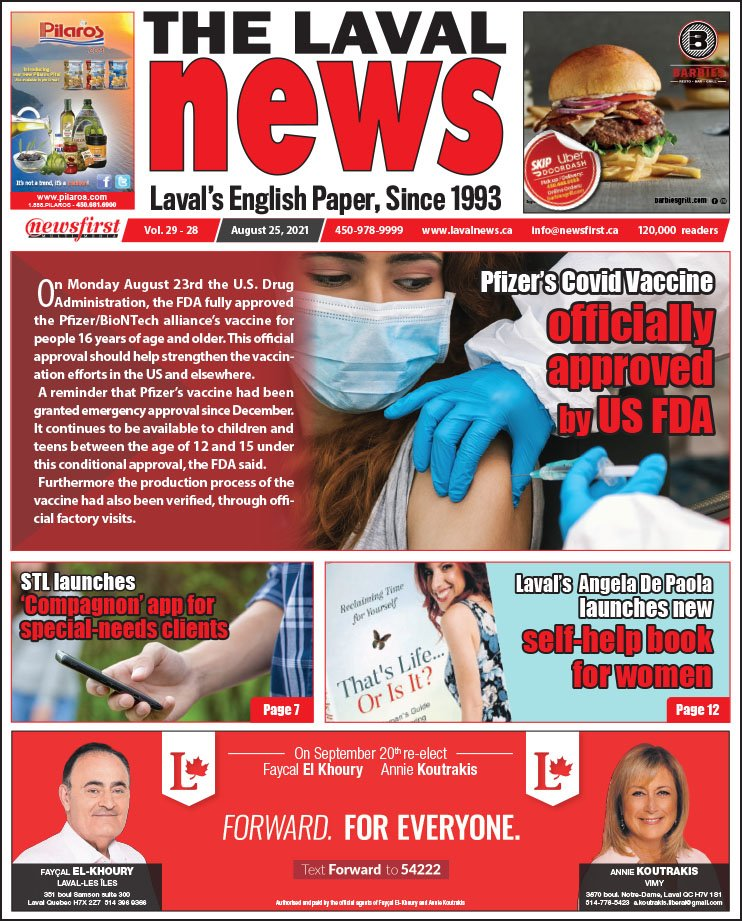 Laval News Volume 29-28
