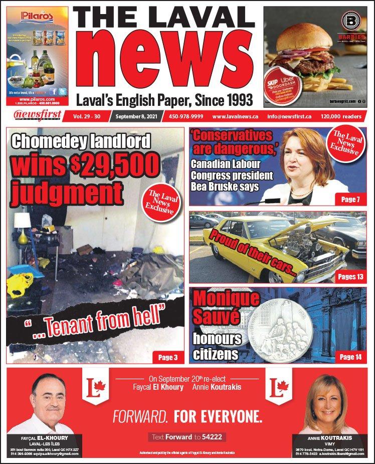 Laval News Volume 29-30