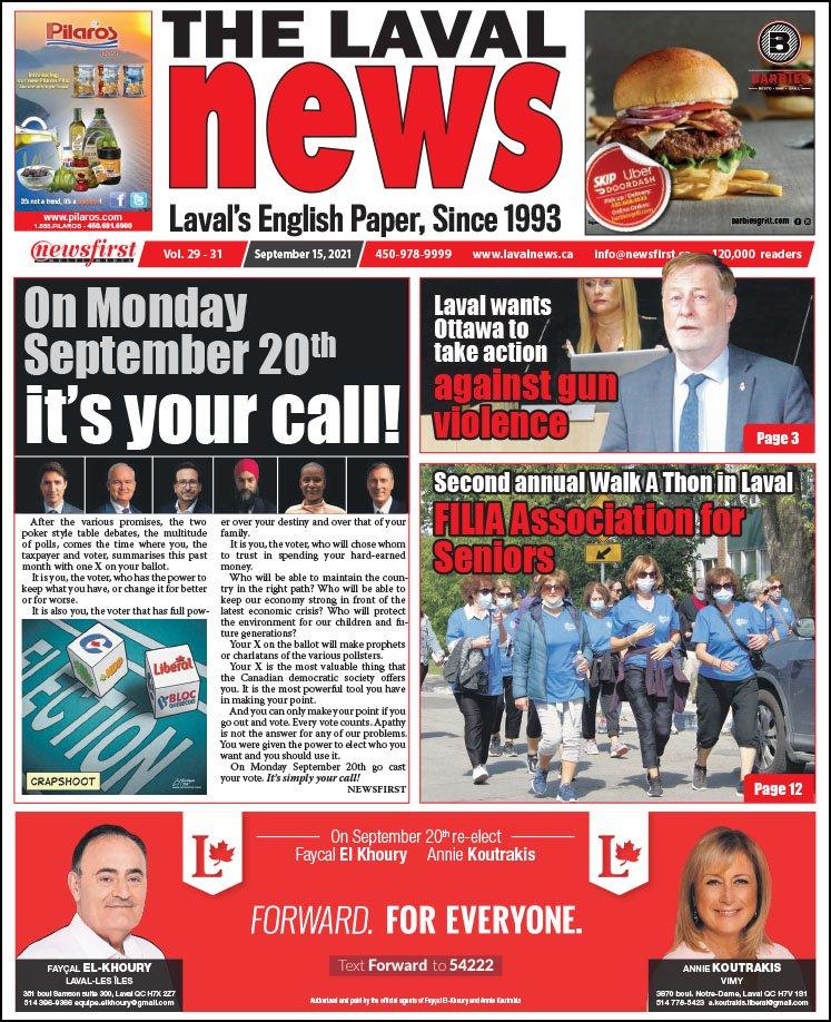 Laval News Volume 29-31