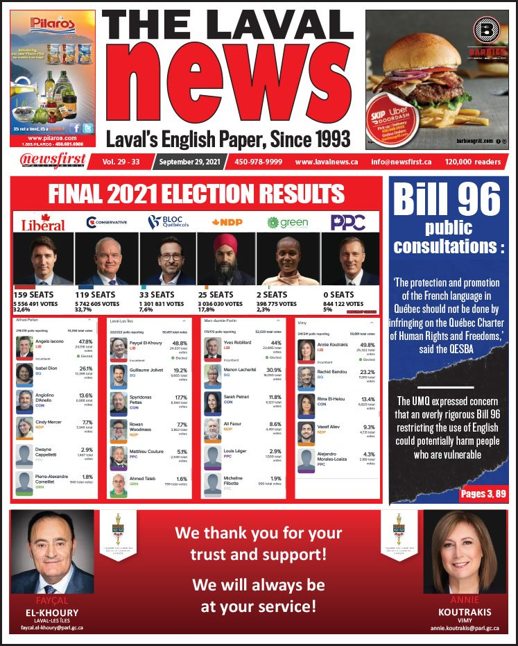 Laval News Volume 29-33