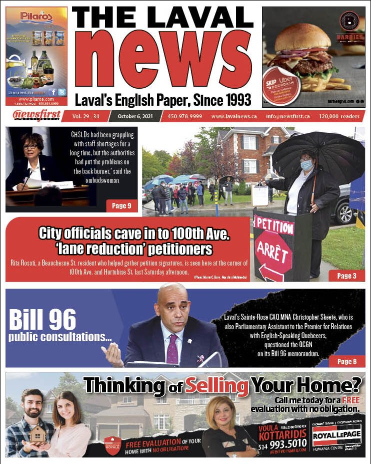 Laval News Volume 29-34