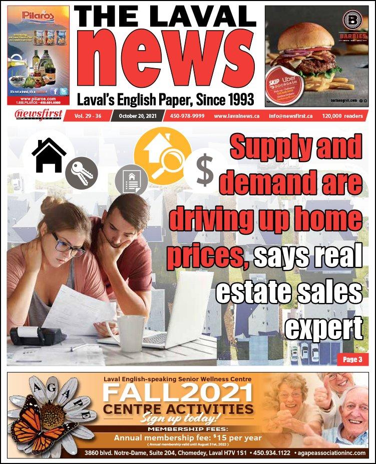 Laval News Volume 29-36